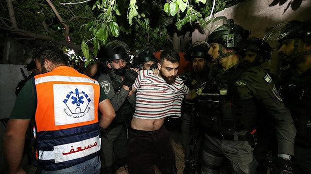 Şeyh Cerrah'ta Yahudi yerleşimciler iftar vakti Filistinlilere ateş açtı