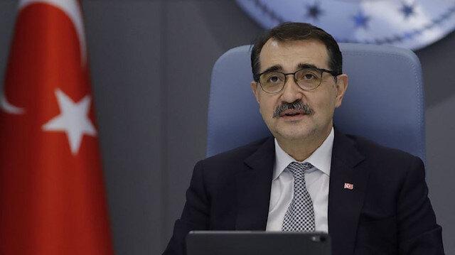 Enerji ve Tabii Kaynaklar Bakanı Dönmez açıkladı: Yurt içi petrol ve doğal gaz üretimimiz artıyor