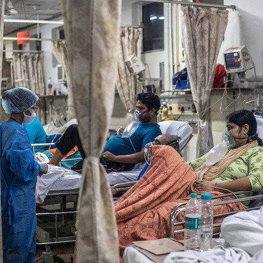 Hindistan'da günlük vaka sayısında rekor üstüne rekor: Durdurulamıyor