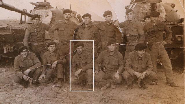Trafik kazasında hayatını kaybeden asker 44 yıl sonra şehit sayıldı