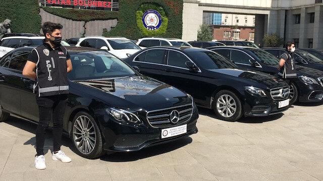 İstanbul merkezli 9 ilde lüks otomobil kaçakçılığı operasyonu: Piyasa değeri yaklaşık 40 milyon lira olan 24 araç ele geçirildi