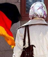 Almanyada başörtüsü krizi