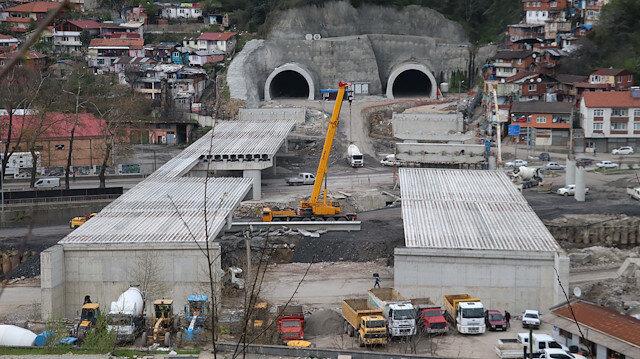 Mithatpaşa tünellerinin ucunda ışık göründü: 30 dakikalık yol 5 dakikaya inecek