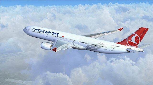 Türk hava sahasından 27 saniyede bir uçak geçti