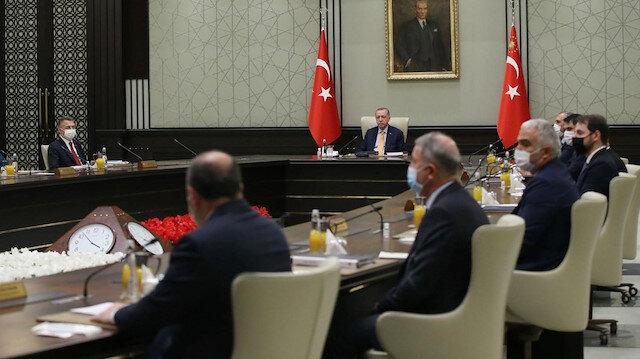 Cumhurbaşkanı Erdoğan'dan normalleşme açıklaması: Kabinenin ana gündemi olacak