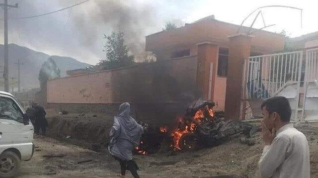 Kabil'de okul yakınlarında patlama meydana geldi: 35 yaralı