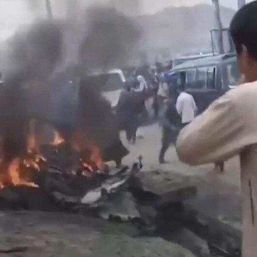 Kabilde bir lisenin yakınlarında patlama yaşandı: 25 ölü, 52 yaralı