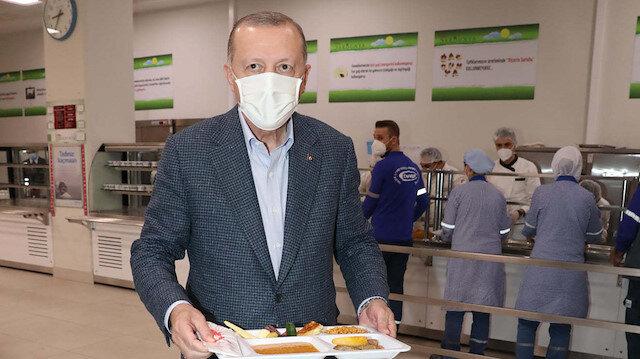Cumhurbaşkanı Erdoğan bugünkü iftarı Diyarbakır anneleri ile yapacak