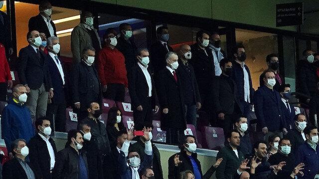 Türk Telekom'da dostluk rüzgarları: Başkanlar yan yana
