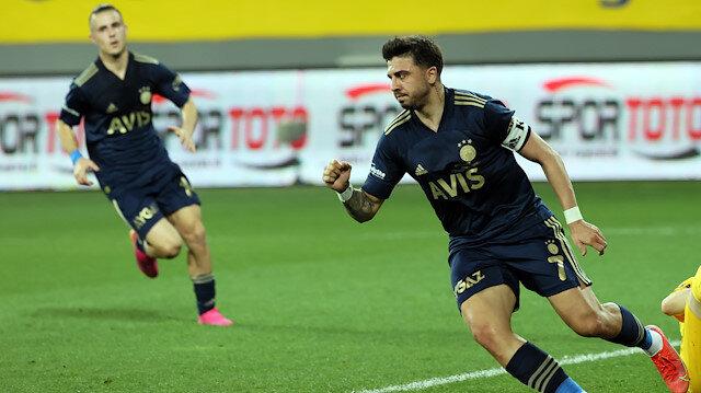 Fenerbahçe son dakikada kazandı