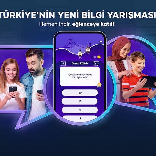 """Türkiye'nin Yeni Bilgi Yarışması      """"TRT Bil Bakalım"""" Zirveye Yerleşti"""