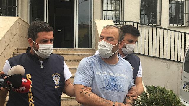 Bakırköy'de halk ekmek büfesini yakan kişiden gazetecilere: İyi çek, güzel çek