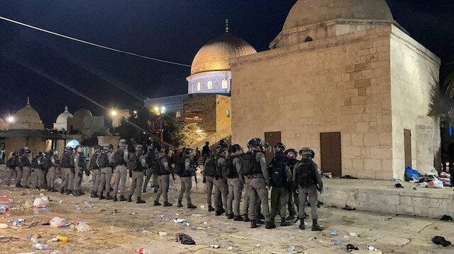 Dışişleri Bakanlığı'ndan İsrail'e kınama: Provokatif tutuma son verin