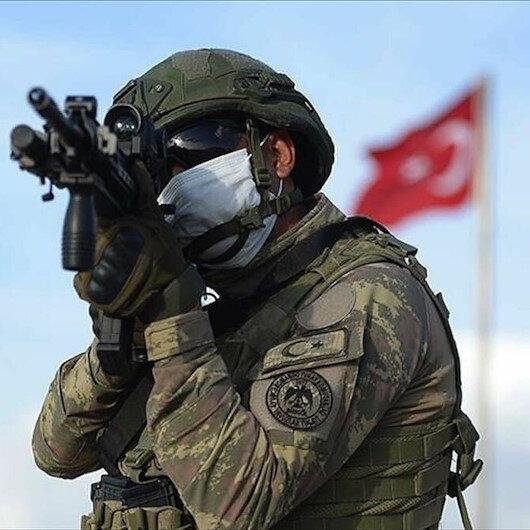 """أنقرة: تحييد 5 من إرهابيي """"بي كا كا"""" شمالي العراق"""