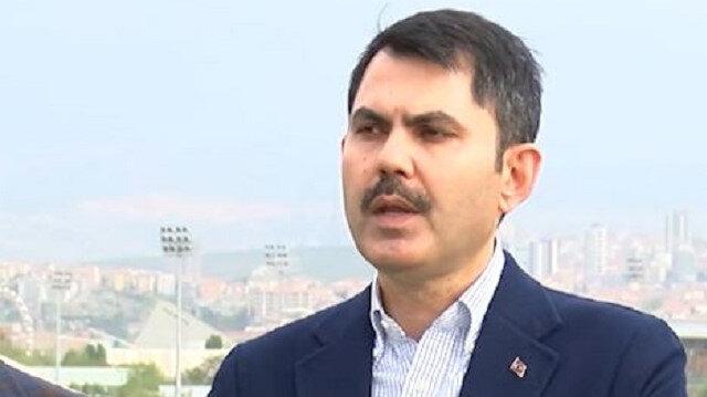 Bakan Kurum ilan etti: Ankara'da 9 bin ağaçlık millet bahçesi 30 Ağustos'ta Cumhurbaşkanı Erdoğan tarafından açılacak