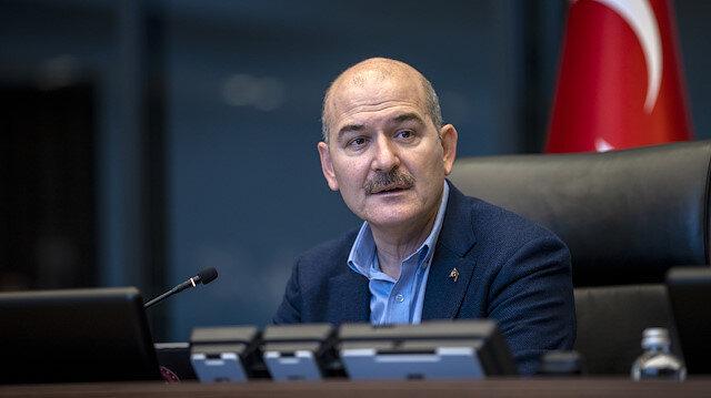 Bakan Soylu: Kılıçdaroğlu suç örgütü yöneticisinin iftiralarıyla siyaset yapıyor