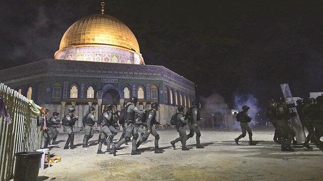 Bu katil sürüsünü intifada durdurur