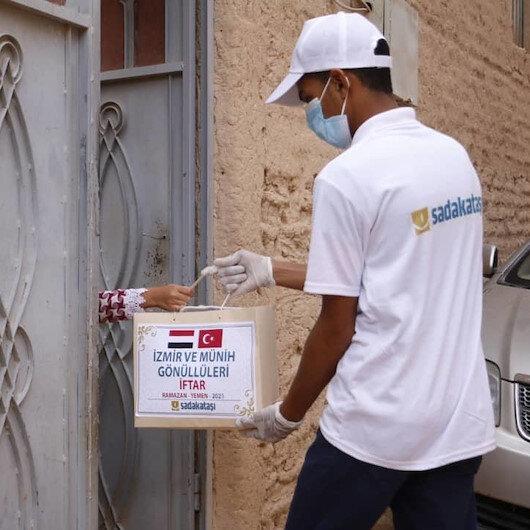 عابرة للقارات.. مساعدات رمضانية تركية تصل مستحقيها