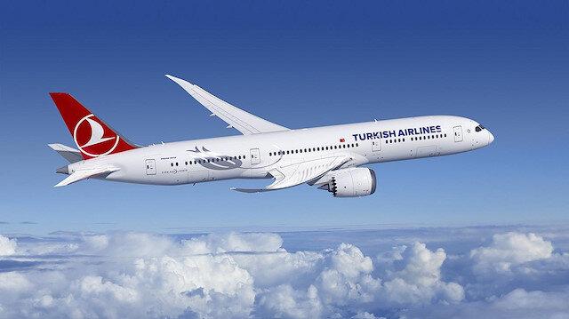 THY 504 uçuşla Avrupa'da liderliğini sürdürdü