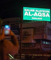 Bosna Hersekten Filistinlilere destek mesajı