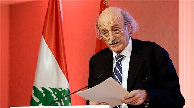 """Lübnanlı Dürzi lider """"Filistin toprakları bir nevi kurban ediliyor"""" diyerek sessiz Arap ülkelerine tepki gösterdi"""