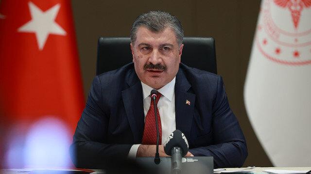 Sağlık Bakanı Koca koronavirüs haritasını açıkladı: İstanbul, Ankara ve İzmir ilk sırada