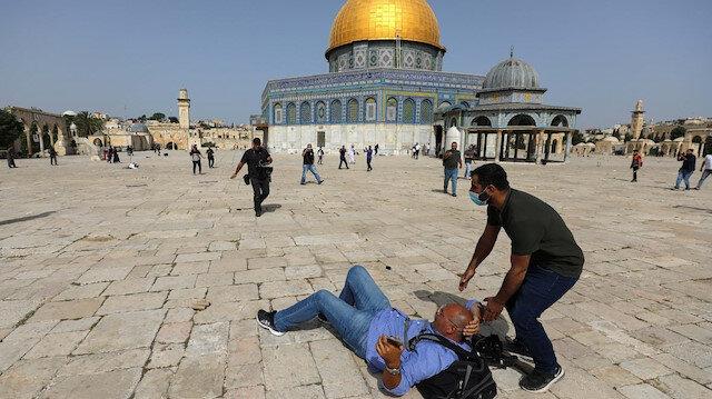 Kudüs Şurası'ndan İsrail zulmüne karşı çağrı: Mescid-i Aksa'ya yapılan saldırı milli güvenlik meselesidir