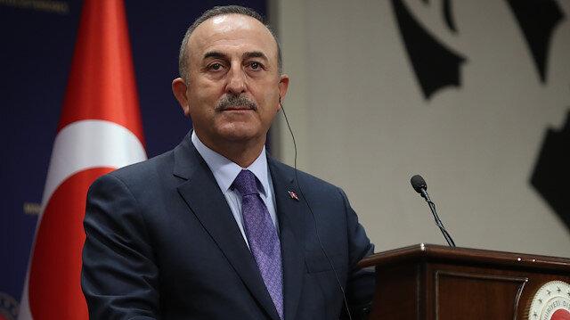 Dışişleri Bakanı Çavuşoğlu'ndan, Filistin ve Kudüs'teki son gelişmeler için telefon diplomasisi