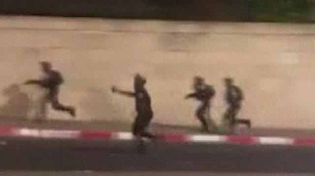 İşgalci İsrail güçleri, Şeyh Cerrah'ta saldırılarına devam ediyor