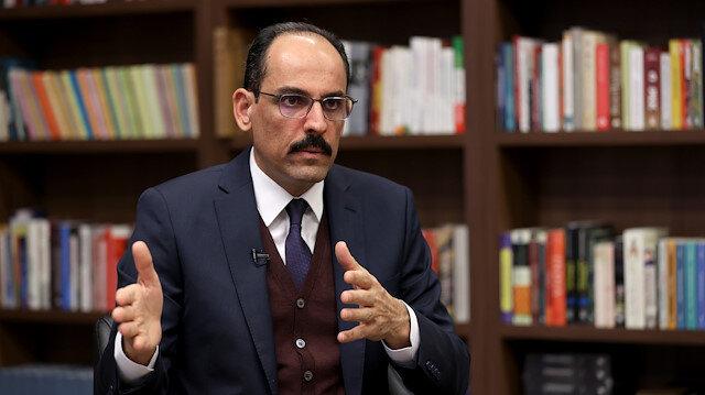 İbrahim Kalın'dan Mescid-i Aksa açıklaması: Cumhurbaşkanımızın talimatıyla girişimlerimiz devam ediyor