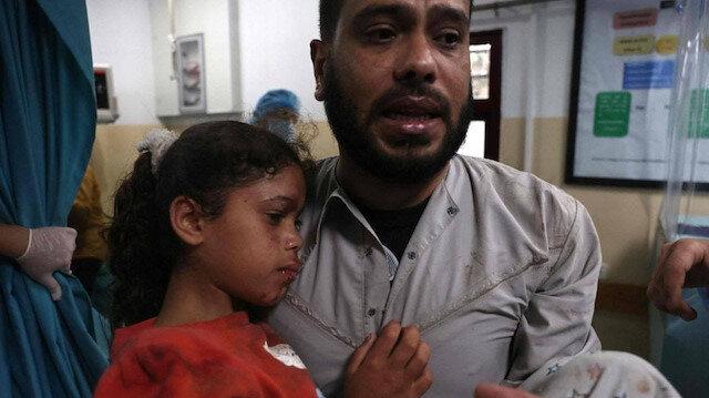 ABD'den çocukları katleden İsrail'e destek: Kendini savunma hakkı var