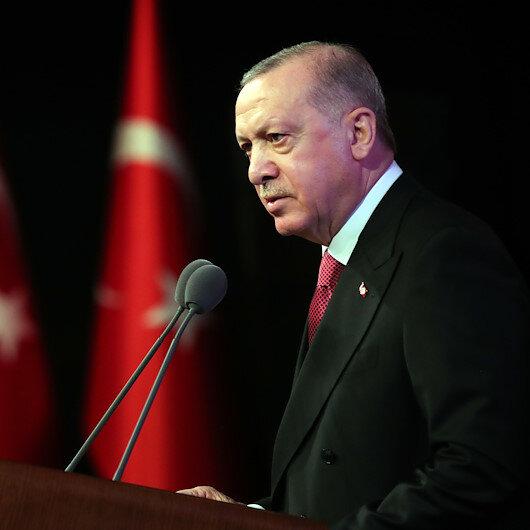 Cumhurbaşkanı Erdoğan, Kuveyt Emiri ile görüştü