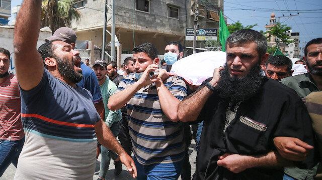 İsrail Gazze'ye savaş uçaklarıyla saldırdı: Şehit sayısı 25'e yükseldi