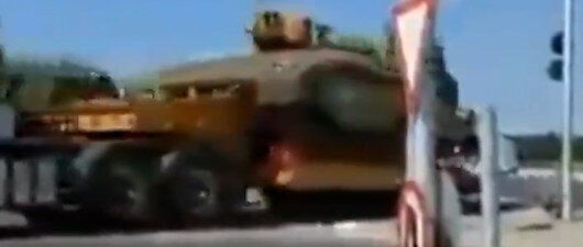 Taşlara karşı tanklar