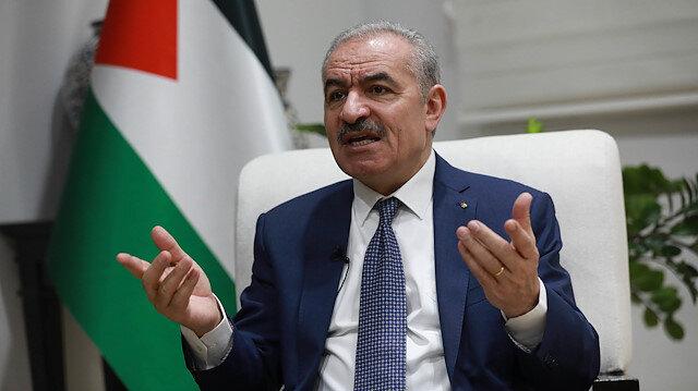 Filistin Başbakanı Iştiyye: İsrail Gazze Şeridi'nde katliam yapıyor