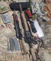 Pençe operasyonlarında PKKya ağır darbe