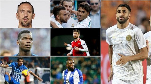 Dünyaca ünlü futbolculardan Filistin'e destek: Allah'ım sen onları koru