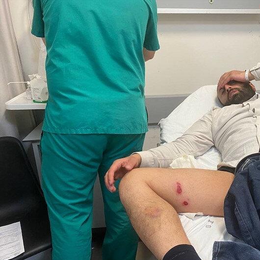 AA'nın Orta Doğu Editörü İsrail polisinin saldırısına uğradı