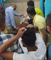 İsrail savaş uçaklarıyla çocukları öldürüyor