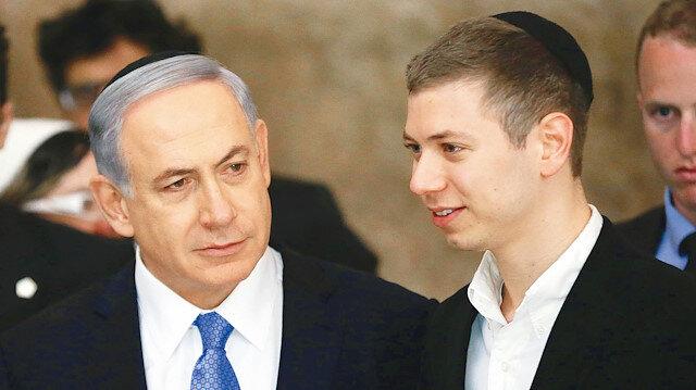 Netanyahu'nun oğlundan Cumhurbaşkanı Erdoğan'ın Filistin paylaşımına 'alçakça' cevap