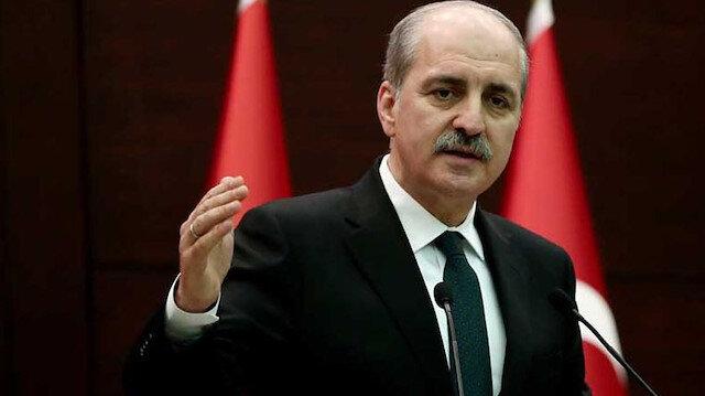 AK Parti Genel Başkanvekili Kurtulmuş'tan İsrail'e sert tepki: BM yok hükmündedir çöp tenekesine atılmıştır