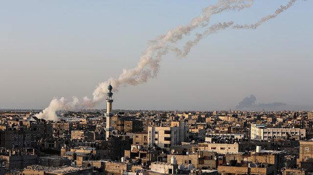 Gazze saldırılarında 2 Filistinli daha şehit oldu