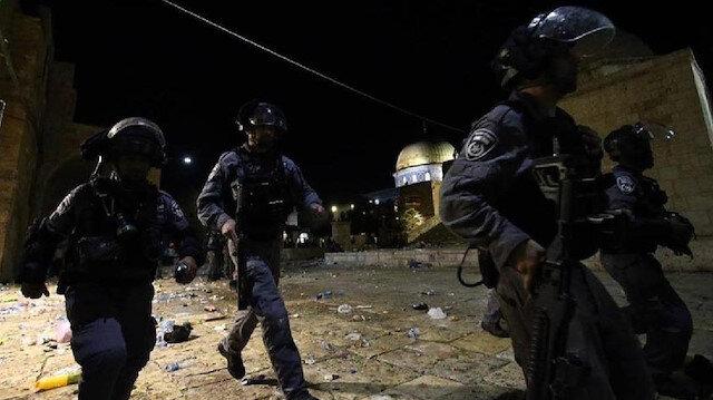 İşgalci İsrail Lid kentinde OHAL ilan etti