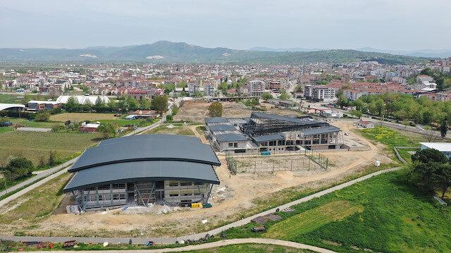 Gençlik ve spor tesisi Mustafakemalpaşa'ya değer katacak