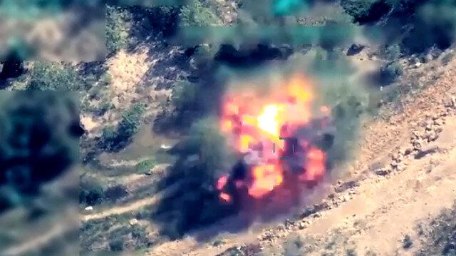 MİT'ten Gara'ya operasyon: Eylem hazırlığındaki iki terörist etkisiz hale getirildi