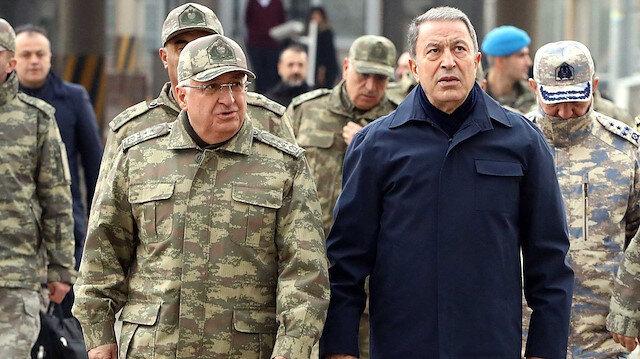 Milli Savunma Bakanı Akar'dan İsrail'e tepki: Bu saldırılar insanlık suçu