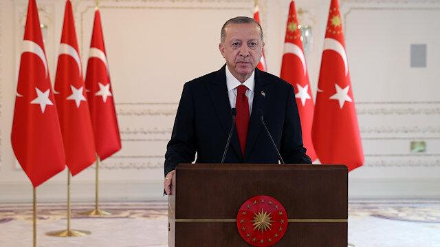 Cumhurbaşkanı Erdoğan'dan normalleşme açıklaması: Güzel günler bizi bekliyor