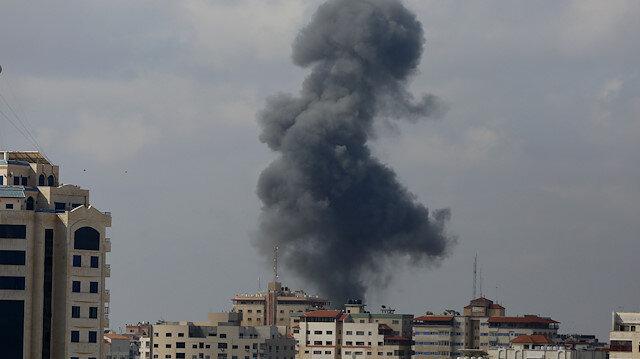 Gazze'de şehit sayısı 48'e yükseldi