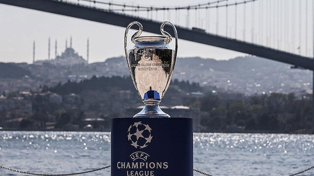 İstanbul'dan alındı: Şampiyonlar Ligi finali Portekiz'de
