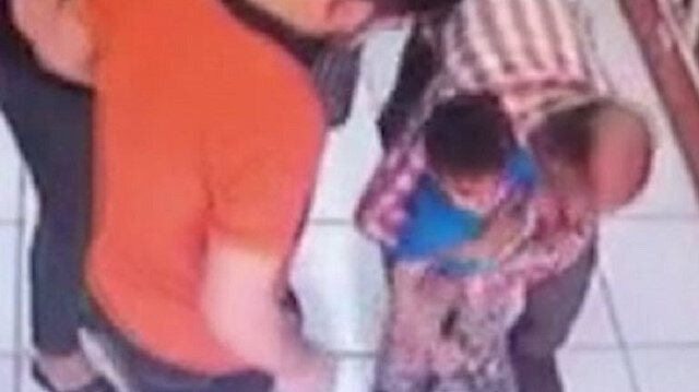 Soluk borusuna şeker kaçan çocuğu imam kurtardı